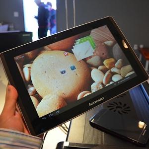 Post thumbnail of レノボ、クアッドコア Tegra 3 搭載の 1920×1200 解像度 10.1インチサイズタブレット「Lenovo LePad K2010 (IdeaTad K2)」発表