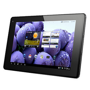 Post Thumbnail of LG 高速LTE通信対応 デュアルコアCPU 1.5GHz 大容量6800mAhバッテリー搭載タブレット「Optimus Pad LTE」発売