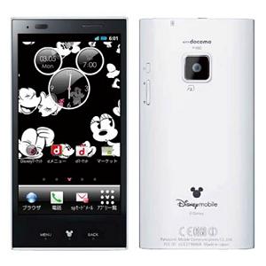 Post thumbnail of NTTドコモ、初のパナソニック製ディズニースマートフォン「Disney Mobile on docomo P-05D」 2012年3月22日発売