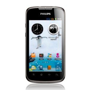 Post thumbnail of Philips デュアル SIM 対応、中国向けスマートフォン「W635」発表