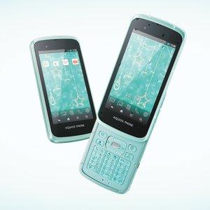 Post thumbnail of KDDI au スライド式テンキーを搭載した Android 4.0 スマートフォン「AQUOS PHONE SL IS15SH」 2012年7月6日発売