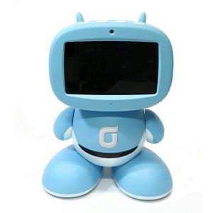 Post thumbnail of 韓国通信キャリア KT 社、教育学習コンテンツやプロジェクターを搭載した子供向け Android ロボット「Kibot 2」発売