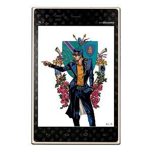 Post thumbnail of NTTドコモ、15,000台限定販売 漫画「ジョジョの奇妙な冒険」コラボスマートフォン「L-06D JOJO」2012年8月30日発売