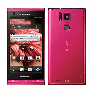 Post thumbnail of ドコモ 指紋センサー搭載、高速 LTE 通信 NOTTV 対応の映像重視スマートフォン「REGZA Phone T-02D」7月26日発売