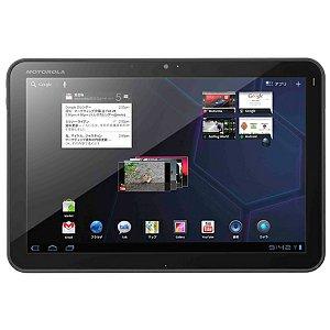 Post thumbnail of KDDI au 高性能タブレット TBi11M (Motorola XOOM) 4月8日発売