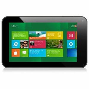 Post thumbnail of Windows 8 (RT) インターフェイスを搭載した Android 4.0 タブレット「EKEN A70」発表、価格80ドル(約6,400円)