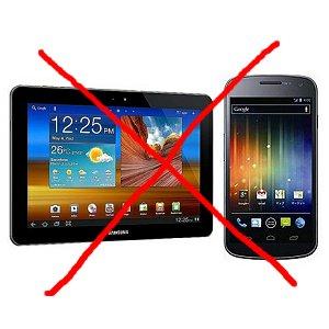 Post thumbnail of 米連邦地裁、サムスンのスマートフォン「Galaxy Neuxs」とタブレット「Galaxy Tab 10.1」の販売差止仮処分を決定