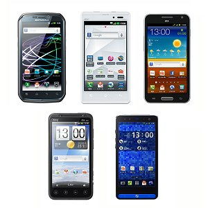 Post thumbnail of KDDI au 、Android 4.0 バージョンアップ対象として新たに「ISW11M」「IS11LG」「ISW11SC」「ISW12HT」「ISW11F」を予定