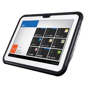 Post thumbnail of カシオ、「Gショック」技術を応用した法人向け耐衝撃防水対応 Android タブレット「ペーパーライター」発表、9月発売