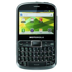 Post thumbnail of モトローラ、防水防塵対応 QWERTY キーボードを搭載した Android スマートフォン「Motorola DEFY PRO」発表