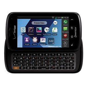 Post thumbnail of 米国 Verizon 向けスライド式 QWERTY キーボード搭載 LTE 通信対応スマートフォン「Pantech Star Q」情報リーク