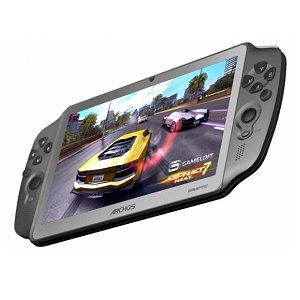 Post thumbnail of フランス Android タブレットメーカー Archos、ゲームパッドを備えた7インチタブレット「GamePad」発売、価格169ドル(約16,000円)