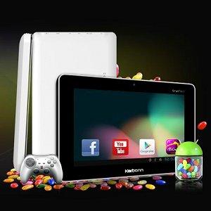 Post thumbnail of インド Karbonn Mobile 世界最安の Android 4.1 Jelly Bean タブレット「Smart Tab 1」発売、価格6990ルピー(約1万円)