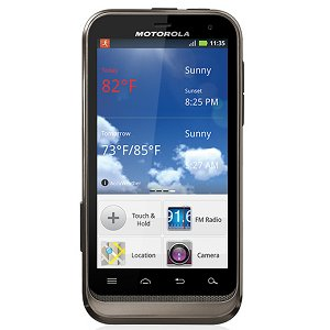 Post Thumbnail of 防水防塵対応のコンパクトスマートフォン「Motorola DEFY XT」