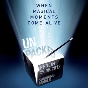 Post Thumbnail of サムスン、新製品発表会「Samsung Mobile Unpacked 2012」にて「Galaxy Note2」や「Galaxy Camera」等を発表