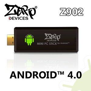 Post Thumbnail of 中国メーカー Zero Devices 小型 USB メモリーサイズ Android 4.0 端末「Z902」発売、価格75ドル(約6,000円)