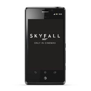 Post thumbnail of ソニーモバイル、英 OS2 向け映画 007 シリーズ「SKYFALL」コラボレーションスマートフォン「The Bond Phone (Xperia T)」発表