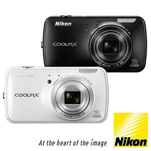 Post thumbnail of ニコン、同社初 Android 搭載 ダイレクトに SNS を楽しめるデジタルスマートカメラ「COOLPIX S800c」9月27日発売
