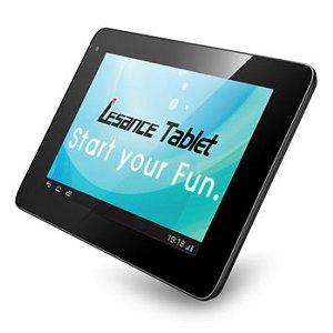 Post Thumbnail of ユニットコム、7インチサイズ Android 4.0 搭載低価格タブレット「Lesance Tablet A07A」9月27日発売、価格11,980円
