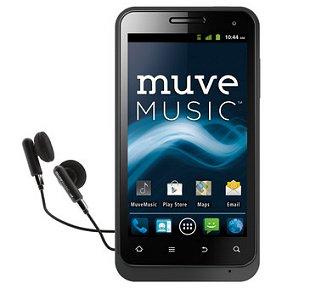 Post Thumbnail of ZTE、米 Cricket 向け音楽サービス MUVE Music 対応スマートフォン「ZTE Engage」 2012年10月2日発売、価格249.99ドル