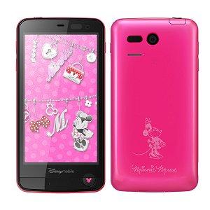 Post thumbnail of ディズニー・モバイル、ミニーをテーマにしたコンパクトで可愛いスマートフォン「DM013SH」2012年12月14日発売