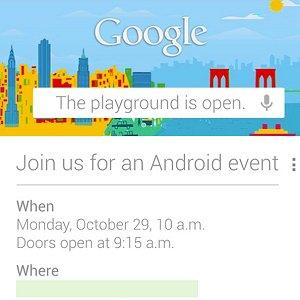 Post thumbnail of Google、2012年10月29日開催予定だった Android イベントをハリケーンにより中止。新型 Nexus 端末3機種をウェブにて正式発表