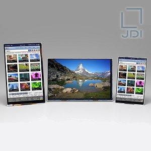 Post thumbnail of ジャパンディスプレイ、タブレット用 IPS 液晶モジュール「ULMT シリーズ」に7、9、10.1インチの3モデルを開発準備