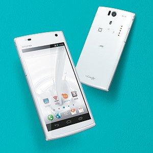 Post thumbnail of au 大容量 2520mAH バッテリー搭載 高速 LTE 通信対応スマートフォン「DIGNO S KYL21」関東・関西・沖縄にて11月9日より発売