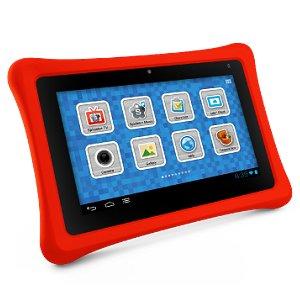 Post thumbnail of 子供向け、専用ラバーカバー裏面に文字パズルがついた Android タブレット「Nabi 2 Tablet」発表、米国や英国にて発売