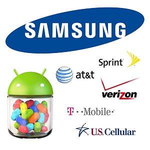 Post Thumbnail of サムスン、米国通信キャリア5社で発売中の端末向け Android 4.1 Jelly Bean バージョンアップ対象リスト公開