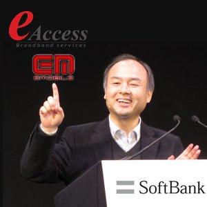 Post Thumbnail of ソフトバンクはイー・アクセス(イー・モバイル)を2000億円弱で買収し子会社化する方針、携帯契約数は KDDI とほぼ同等に