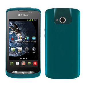 Post Thumbnail of ソフトバンク 選べる7色の防水ワンセグスマートフォン「STAR 7 009Z」 SIMロック解除可能製品 2011年12月22日発売