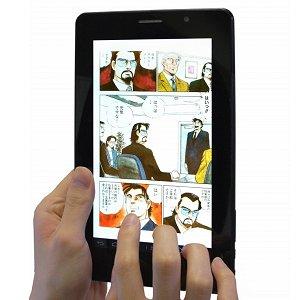 Post Thumbnail of 世界最大、電子書籍6.5万冊の蔵書を誇る eBookJapan が Android 搭載の7インチタブレットを2012年12月中旬発売