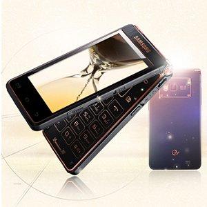 Post thumbnail of サムスン、中国向けデュアルディスプレイ採用クアッドコアプロセッサ搭載の二つ折りスマートフォン「SCH-W2013」発表