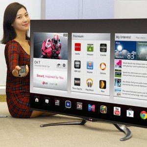 Post Thumbnail of LG、Google TV 3.0 搭載 大画面 42 / 47 / 50 / 55 / 60 型、5サイズのスマートテレビ発表、2013年上旬発売