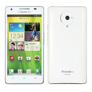 Post thumbnail of ドコモ、スマートフォン「Ascend D2 HW-03E」へ品質改善のアップデートを3月8日より開始