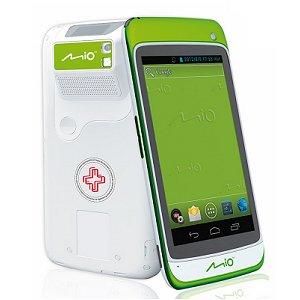 Post Thumbnail of 医療現場向け、感染症防止、耐アルコール仕様のメディカル Android タブレット「MioCARE A105」価格126,000円