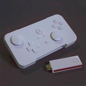 Post Thumbnail of Android 搭載のスティック型ゲーム機「GameStick」登場、本体を格納できるコントローラー付属、価格79ドル(約6,900円)