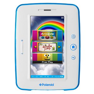 Post thumbnail of ポラロイド、子供向け Android 4.0 搭載の7インチサイズタブレット「Polaroid Kids Tablet PTAB750 (junior)」発表