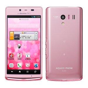 Post thumbnail of ドコモ、イルミネーションが光る女性向け上質デザインスマートフォン「AQUOS PHONE EX SH-04E」、1月25日発売