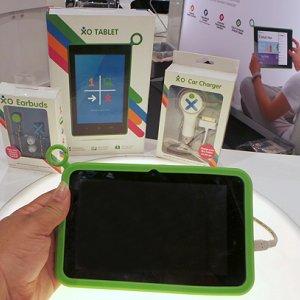 Post thumbnail of 途上国における児童教育支援を行う OLPC、教育用子供向け Android ベースの7インチタブレット「XO Kid's Tablet」8月1日発売