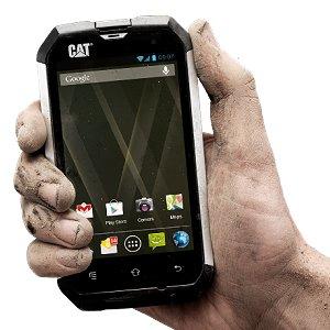 Post Thumbnail of 建設機械で有名な米 Caterpillar 社、防水防塵、耐衝撃の頑丈スマートフォン「CAT B15」発表、2013年4月欧州で発売
