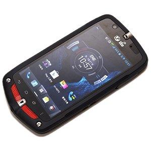 Post thumbnail of カシオ、韓国通信キャリア LG U+ 向け G'zOne シリーズタフネススマートフォン「CA-201L」発表、3月13日発売