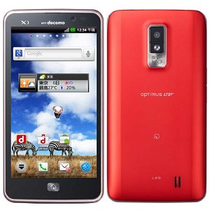 Post thumbnail of ドコモ「Optimus LTE L-01D」へspモードメールのアニメーション gif 表示不具合を改善するアップデートを11月13日開始