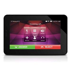 Post thumbnail of インド、Lava Mobile は 3G 通信通話に対応した7インチサイズタブレット「Lava E-Tab Connect」発表