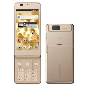 Post thumbnail of NTTドコモ スライド式テンキー搭載、防水スマートフォン「AQUOS PHONE slider SH-02D」2011年12月7日(水)発売