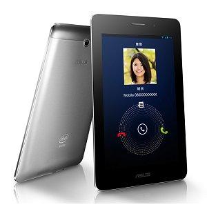 Post thumbnail of ASUS、日本にて通話対応 SIM ロックフリーのインテルプロセッサ搭載 7インチタブレット「Fonepad」登場、4月25日発売