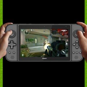 Post thumbnail of 中国メーカー iben、クアッドコプロセッサ Allwinner A31 搭載の7インチゲーミングタブレット「ibenX GamePad」発表