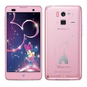 Post thumbnail of ディズニー、イルミネーションが綺麗なフル機能搭載スマートフォン「Disney mobile on docomo F-07E」7月31発売