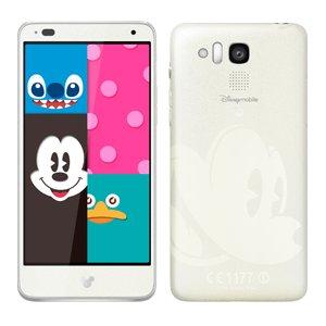 Post thumbnail of ディスニーモバイル、SoftBank 4G 通信対応の好きなキャラクターが選べるスマートフォン「DM015K」8月2日発売